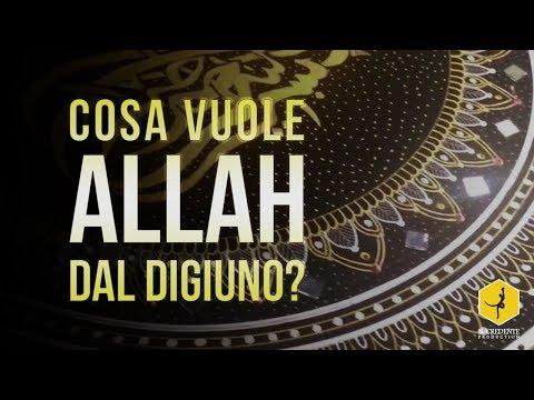 Cosa vuole Allah dal digiuno? - I Segreti di Ramadan #2