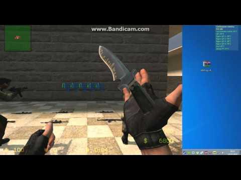Counter Strike Source v34 чит аимвх