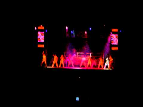 Musical grease Sevilla 2