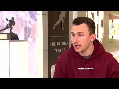 Johnny Manziel opens up about making a comeback