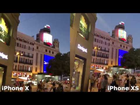 iPhone XS vs. iPhone X: ¿Se nota mejora en la grabación de vídeo?