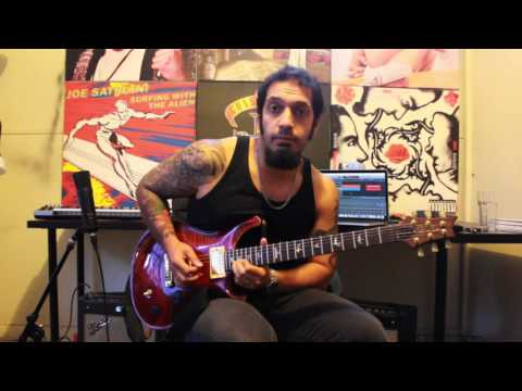 How to play 'Blackbird' by Alter Bridge Guitar Solo Lesson w/tabs