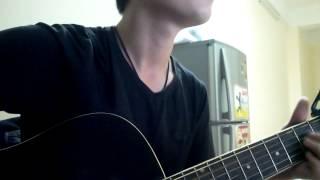 Sáng Tối - Guitar cover by Phương Phì