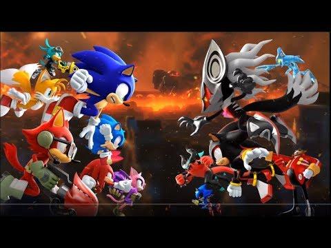 Sonic Forces  Fist Bump Completa Subtitulado en Español