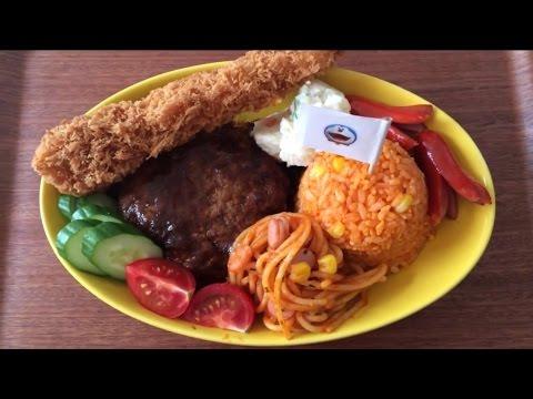 大人のお子様ランチ!【Japanese food Okosama lunch】