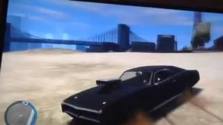 Devil at the wheel GTA