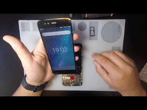 Замена дисплея Xiaomi Mi A1.  Разборка. Repair.