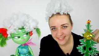 Видео для девочек.  Новогодние загадки для Брезгливости