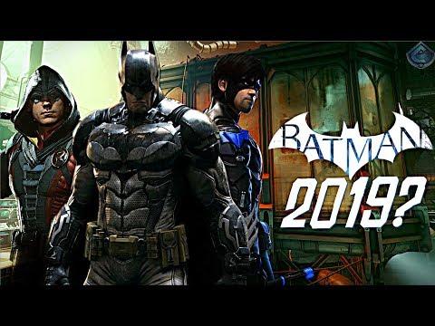 New Batman Arkham Game Confirmed For 2019?