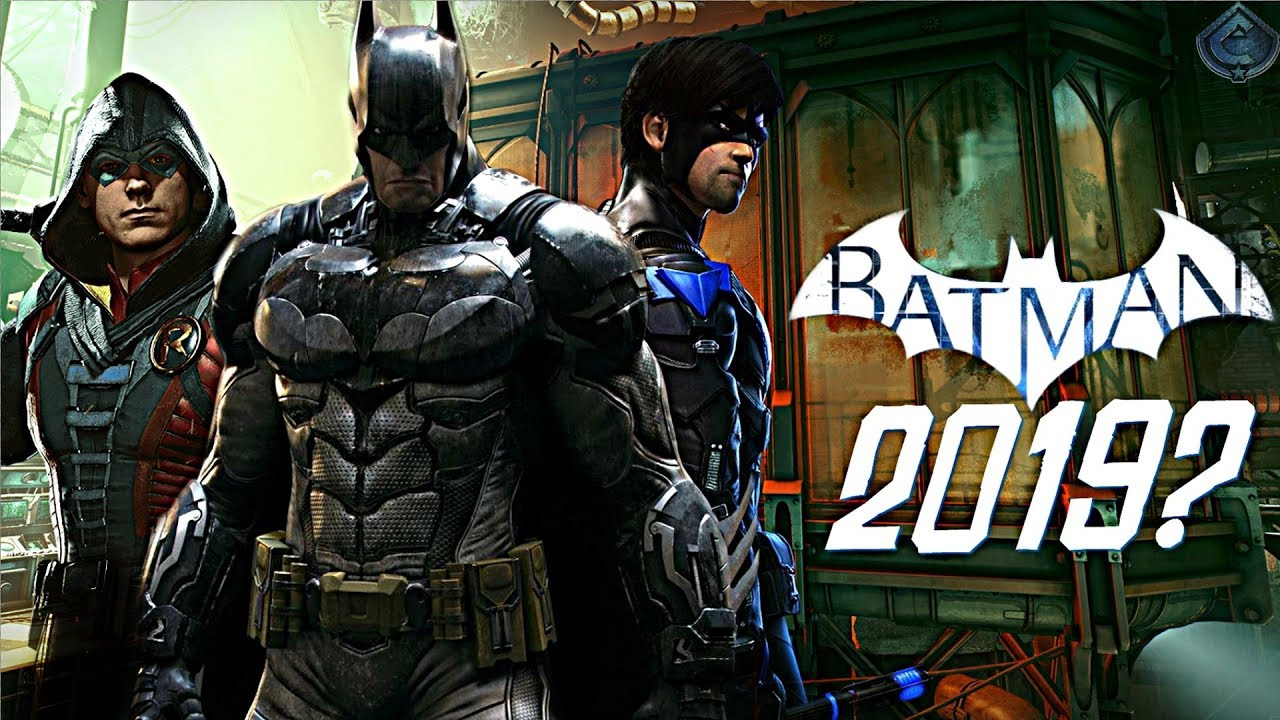 New Batman Arkham Game Confirmed for 2019?