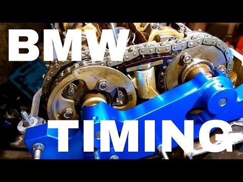 Timing Setup Procedure Double VANOS BMW E46,E39,E60,E83,E85 M52TU,M54,M56 330,325,320