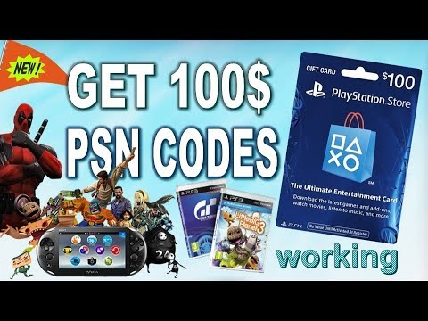 How to get free psn codes 📣  free ps4 games 📣 free psn codes 2018