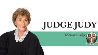 Judge Judy   Cambridge Union