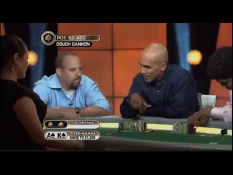 Poker Tells Training - Talking when Weak, starring Bill Perkins
