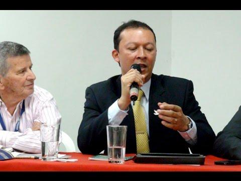Foro: ¿Es posible el post-conflicto en Colombia? Ponente: Rafael Palau