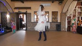 """Весілля в Калинівці, музичний гурт """"ПАРК"""" неповторний танець чарівних молодят."""