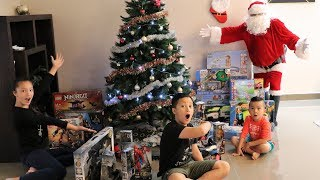 Santa Visits Ckn With All The Toys They Wished For This Christmas thumbnail