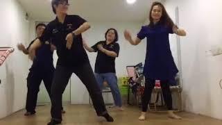 Thai cha cha dance-practice version