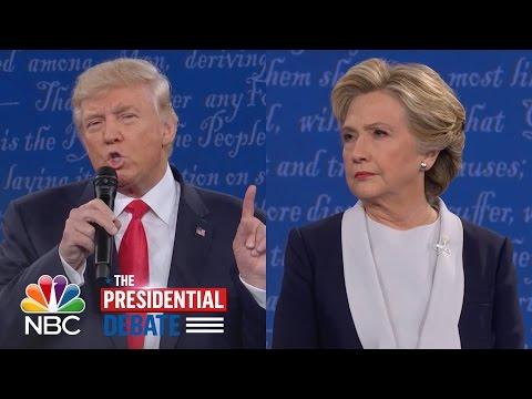 Donald Trump On 2005 Tape: 'This Was Locker Room Talk' | NBC News