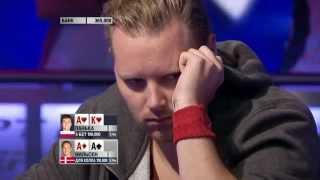 Европейский Покерный Тур 11. Барселона. Главное событие 5/6