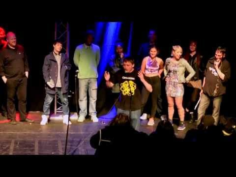 Poets V MCs 2016 (Edinburgh V Brighton)