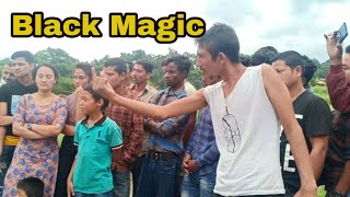 The Great Black Magic Show | जादुगरले सबैलाई हेरेको हेरै बनाईदियो