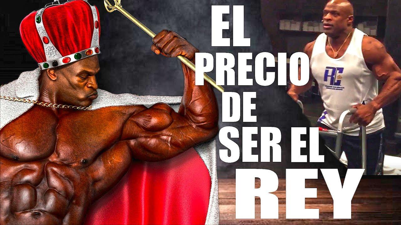 EL TRAGICO FINAL DE RONNIE COLEMAN - EL PRECIO DE SER EL REY