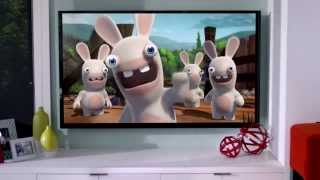 Rabbids Invasion: The Interactive TV Show Announcement Trailer [US]