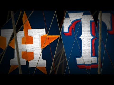 Lynn K's 11 to help Rangers shut out Astros | Astros-Rangers Game Highlights 7/11/19