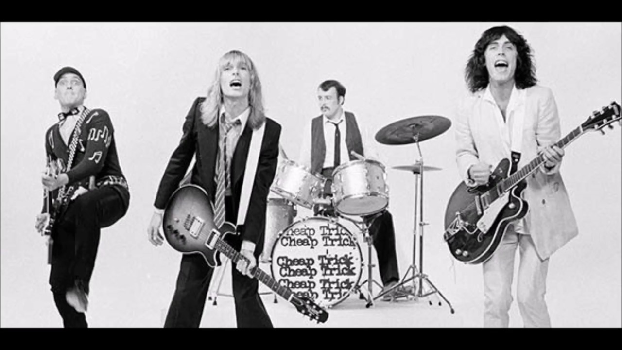 Cheap Trick Don T Be Cruel Youtube