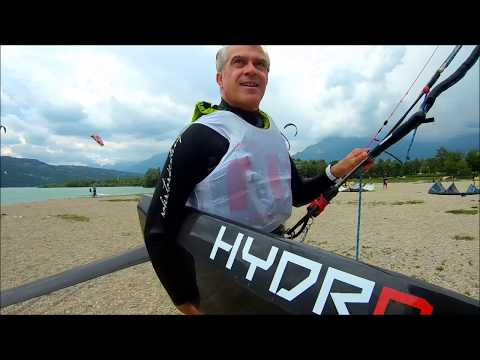 Hydrofoil board 2018 - by Hydro kiteboarding
