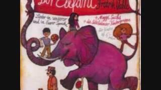 Paule Puhmanns Paddelboot - Der Elefant - Fredrik Vahle