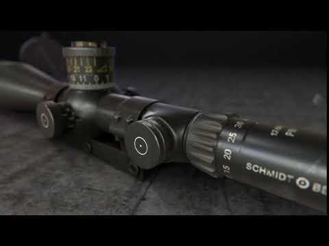 Sniper Scope In Blender, Lowpoly 3d Model