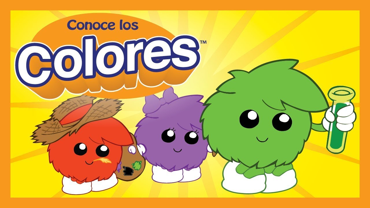 Conoce los Colores | Meet the Colors - Spanish Version (FREE ...