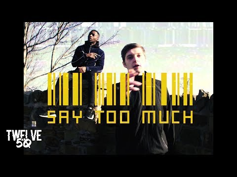 RANSOM FA ft. POCZY - SAY TOO MUCH (MUSIC VIDEO)