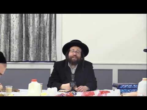 ר' יואל ראטה - סיום מסכת חולין - ד' אחרי א' תשע''ט - R' Yoel Roth