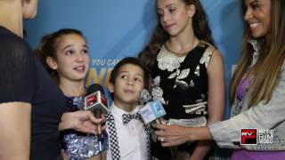 Top Four of SYTYCD Next Gen talk about their experience