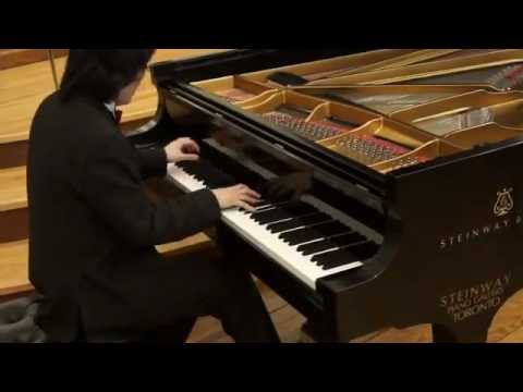 "Sheng Cai plays Liszt  ""Reminiscences de Norma "" after Bellini, S.394 (Live)"