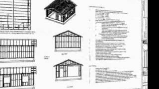 Plan G446 Custom 20 X 24 - 9' Garage Plan