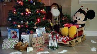 Подарки от Санта Клауса Щенячий патруль Фиксики Холодное сердце