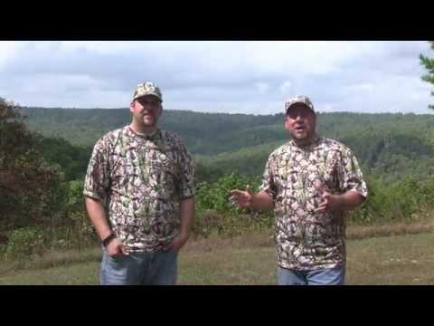 Brent's Arkansas Bear Hunt