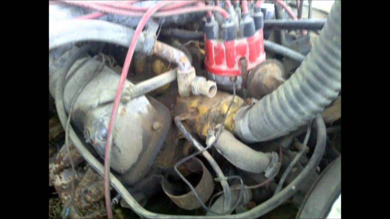 1973 Ford F 100 Custom Project Youtube 73 250 Wiring