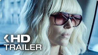 "ATOMIC BLONDE ""Major Tom"" Clip & Trailer (2017)"