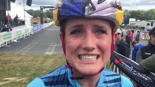 Ellen Noble: 2018 Trek CX Cup Second Place