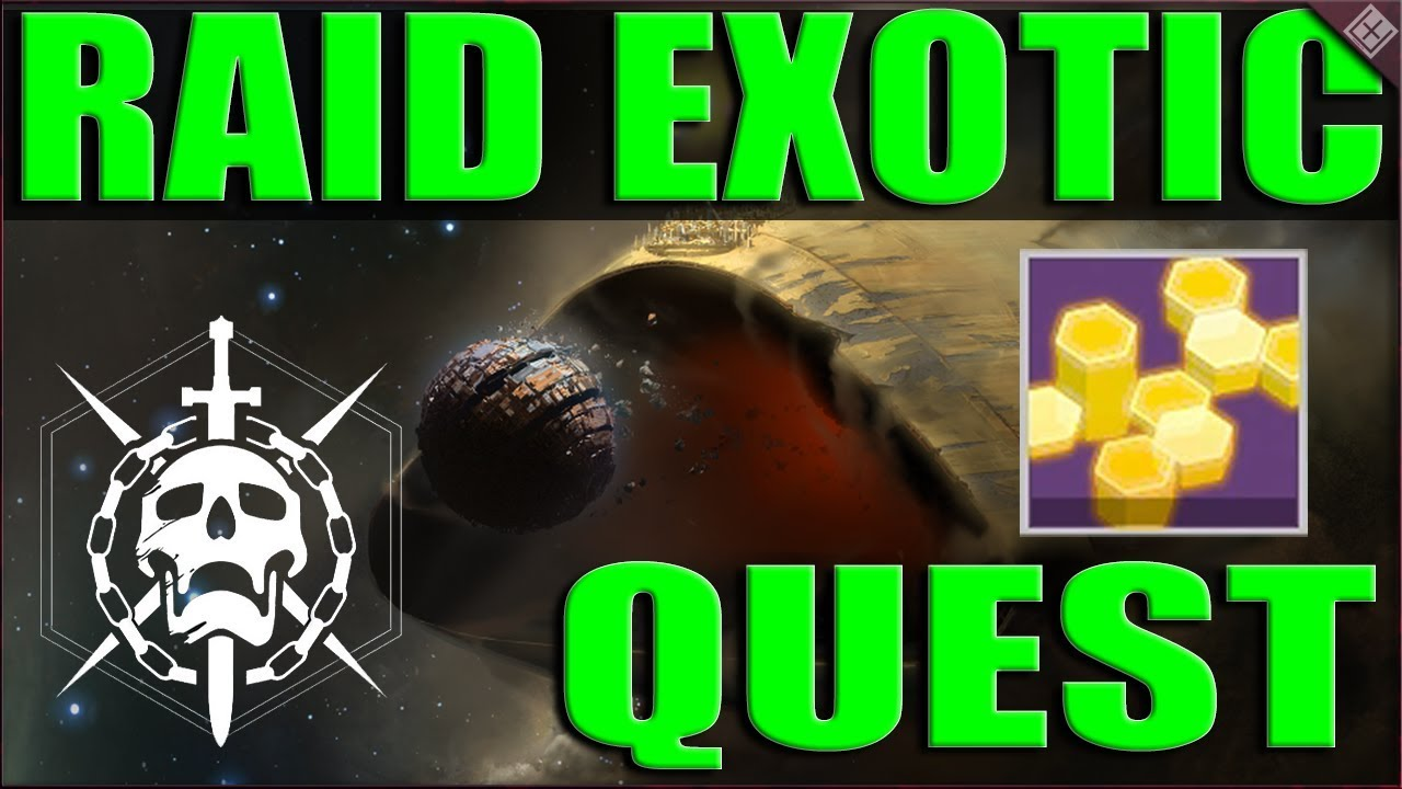 Destiny 2 Exotic Raid Quest, Await the World Eater, On The Comms