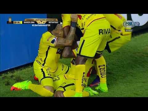 Goles de Barcelona - Copa Libertadores 2017