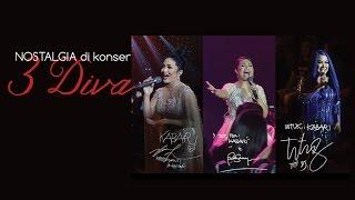 Nostalgia 'KDRT' di Konser 3 DIVA