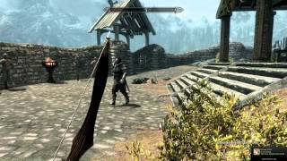 Skyrim Mod of the Day - Episode 77: Diamond Archery Smithing/Crystal of the Damned/Elven Bow