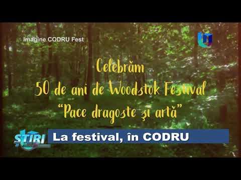 TeleU: La festival, în CODRU