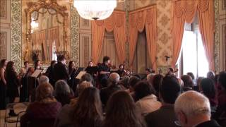 Vivaldi Summer Camerata Gareguin Aroutiounian Francisco Henriques Ajuda Palace